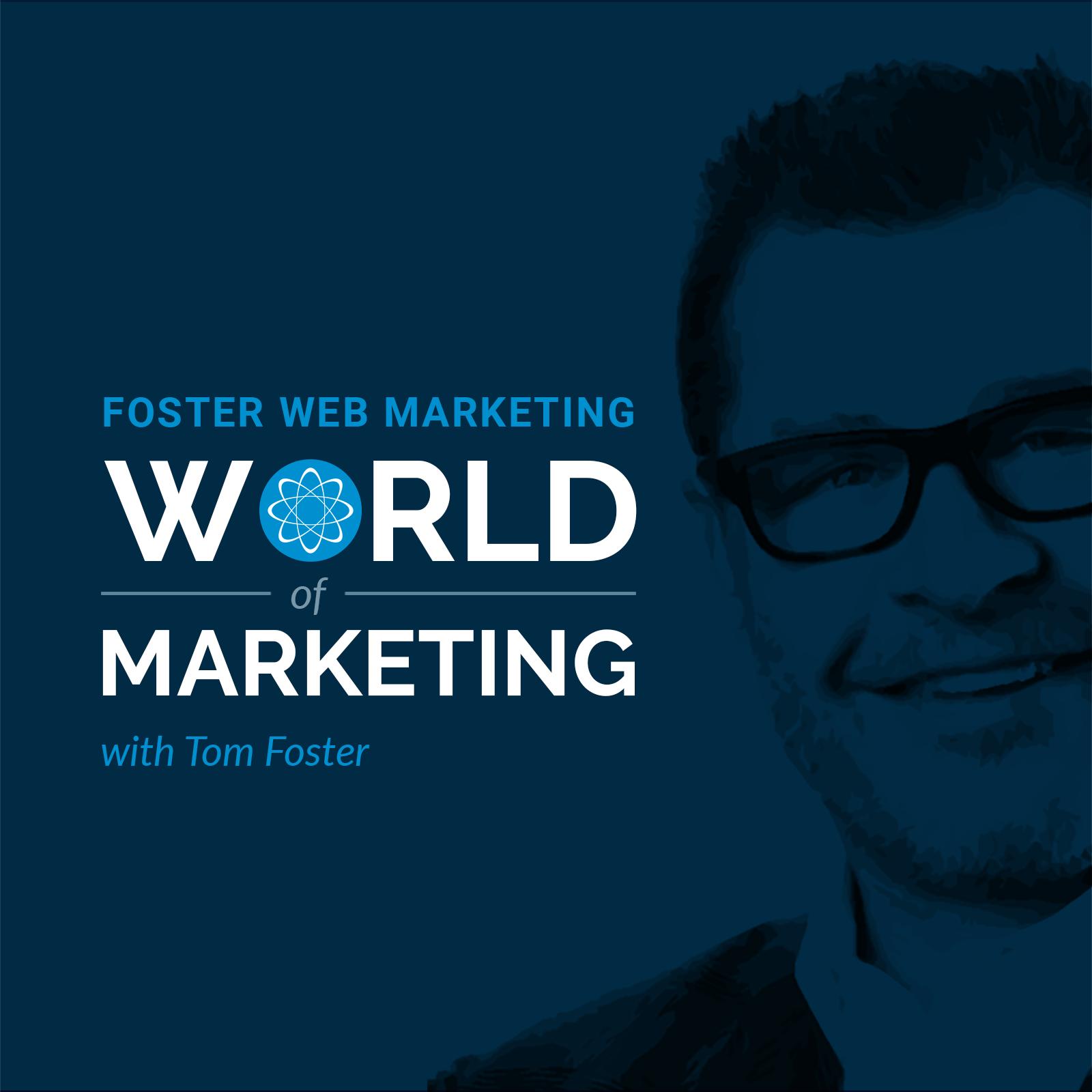 World of Marketing show art