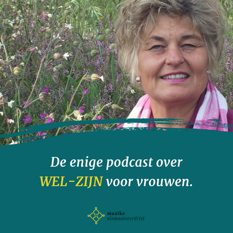 De enige podcast over Wel-Zijn voor vrouwen show art