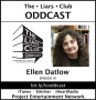 Artwork for The Liars Club Oddcast # 091 | Ellen Datlow, Award-Winning Horror Fiction Anthology Editor