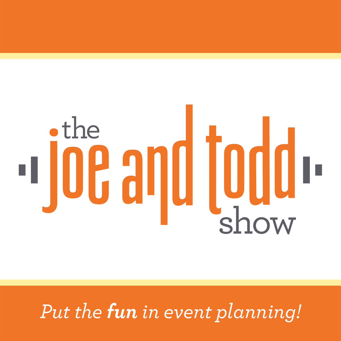 The Joe and Todd Show show art