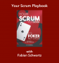 Artwork for Your Scrum Playbook - It's Poker Not Chess with Fabian Schwartz