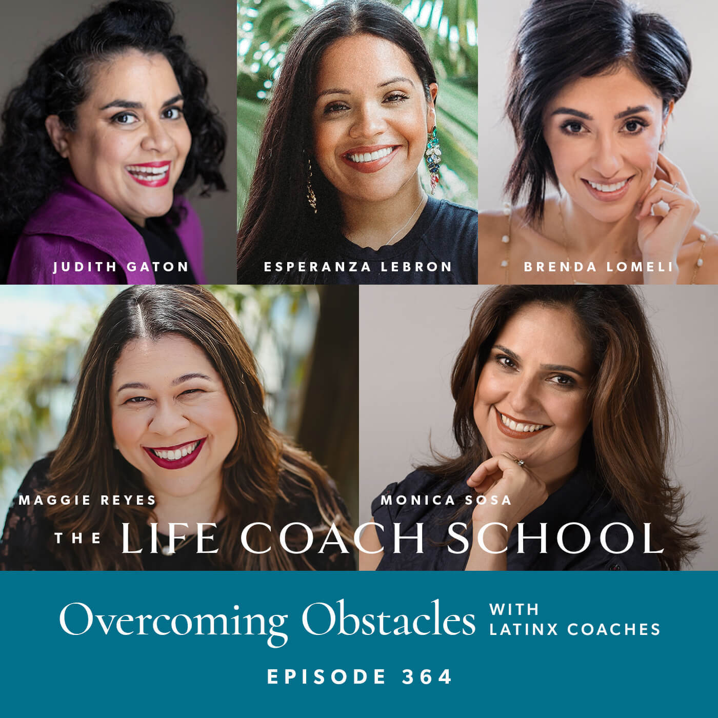 Overcoming Obstacles with Brenda Lomeli, Judith Gaton, Monica Sosa, Esperanza Lebron, and Maggie Reyes