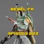 Artwork for Rebel FM Episode 223 - 07/18/14