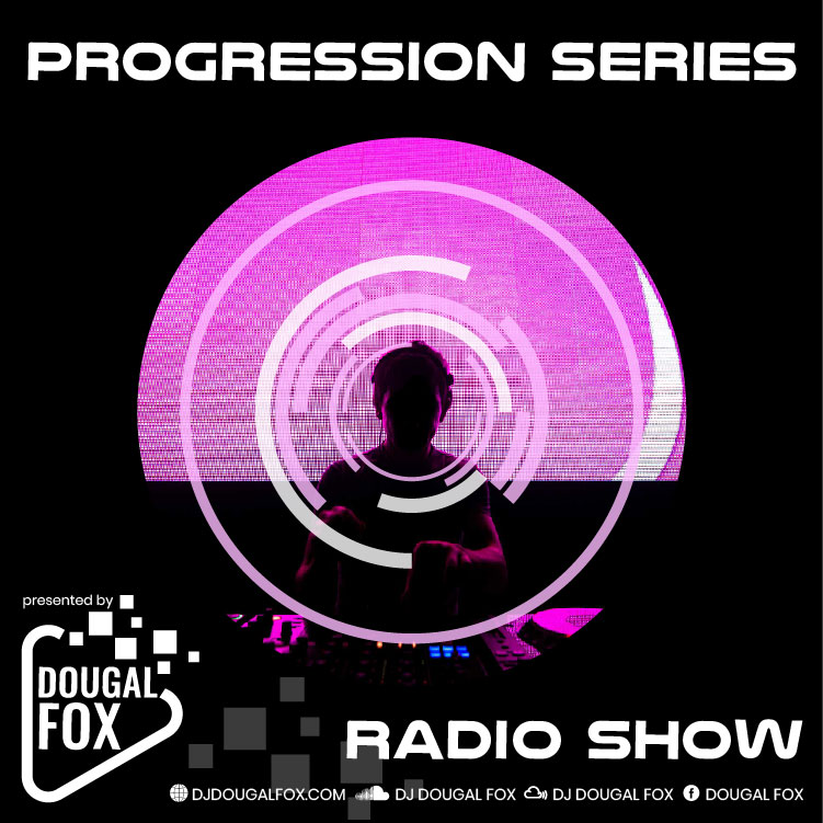 Progression Series - Forefront of Electronic Music show art