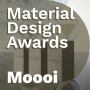 Artwork for Theming with Moooi - 2020 Material Design Awards
