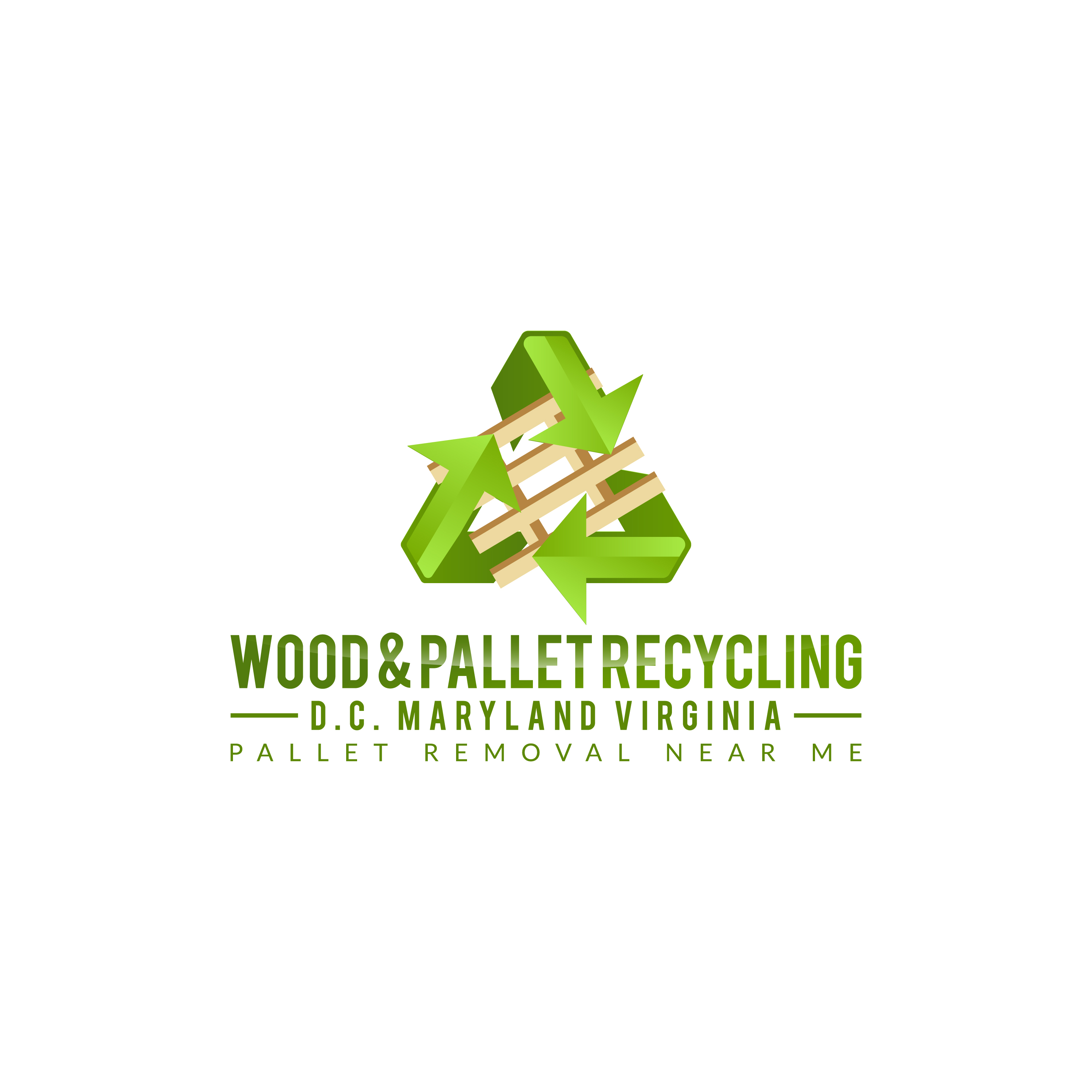 Pallet Recycling Pallet Removal DC Maryland Virginia