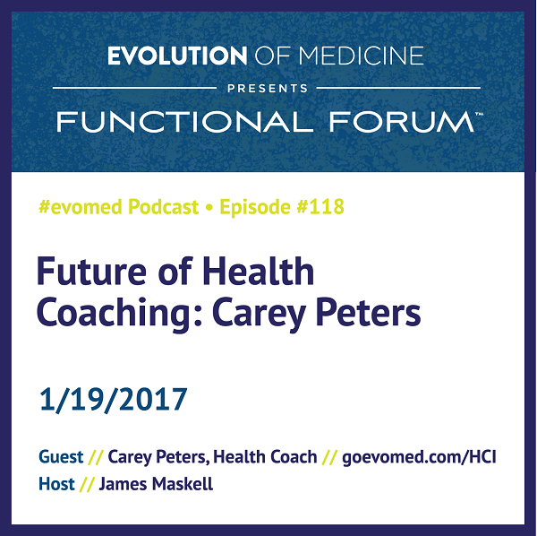 Future of Health Coaching: Carey Peters