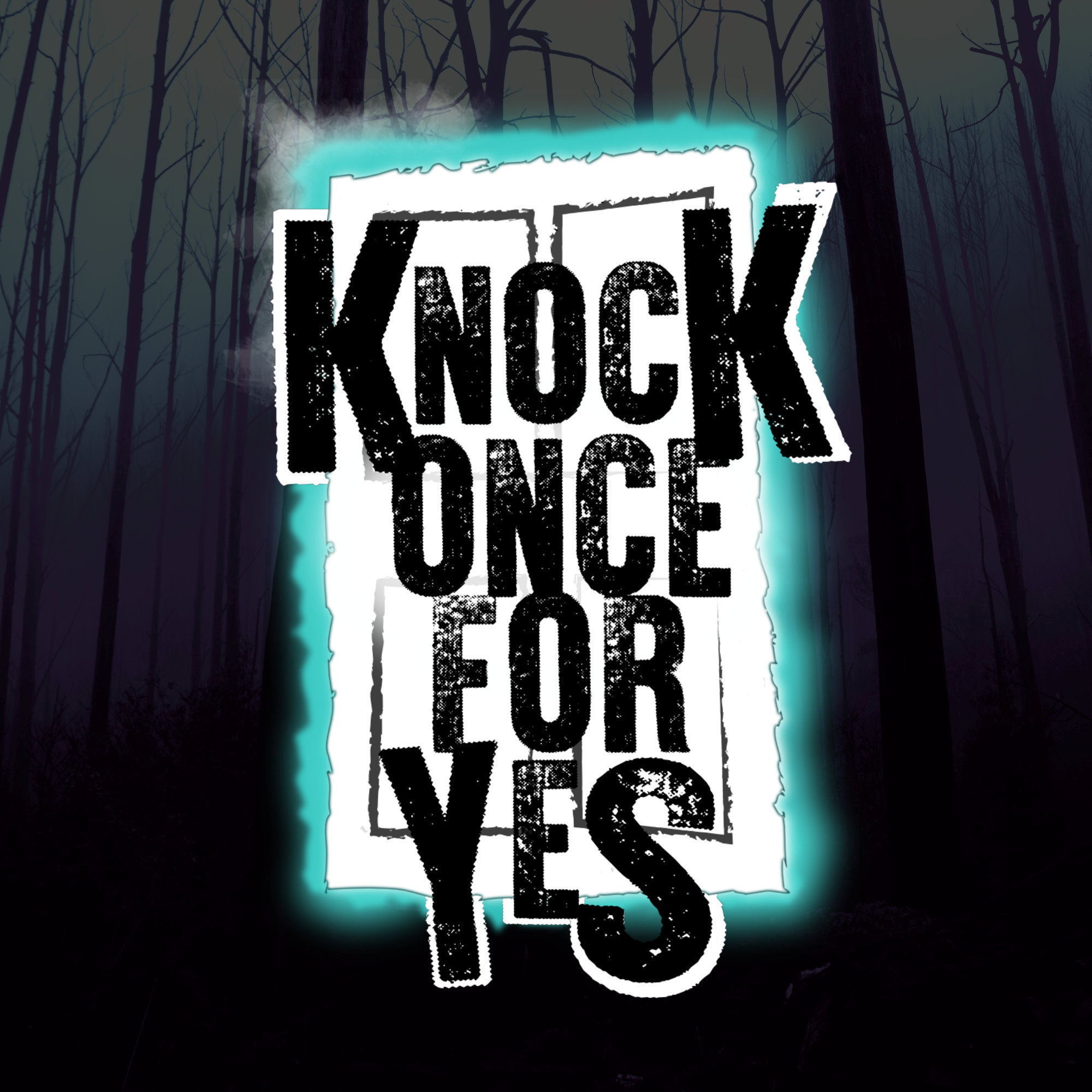 Knock Once For Yes show art