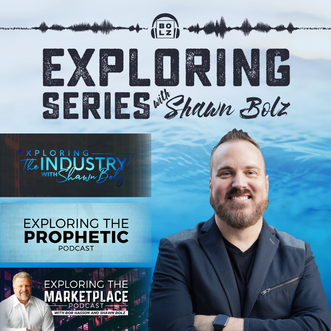 Exploring Series with Shawn Bolz show art