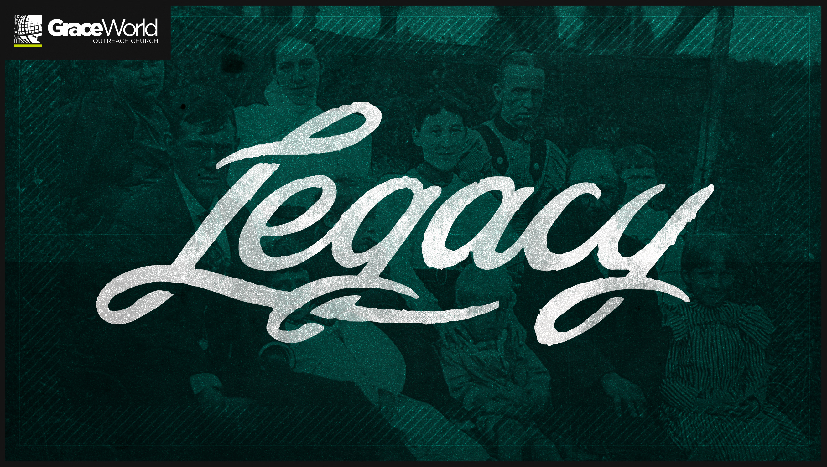 Artwork for Legacy: A Life that Leaves a Legacy 5-4-14