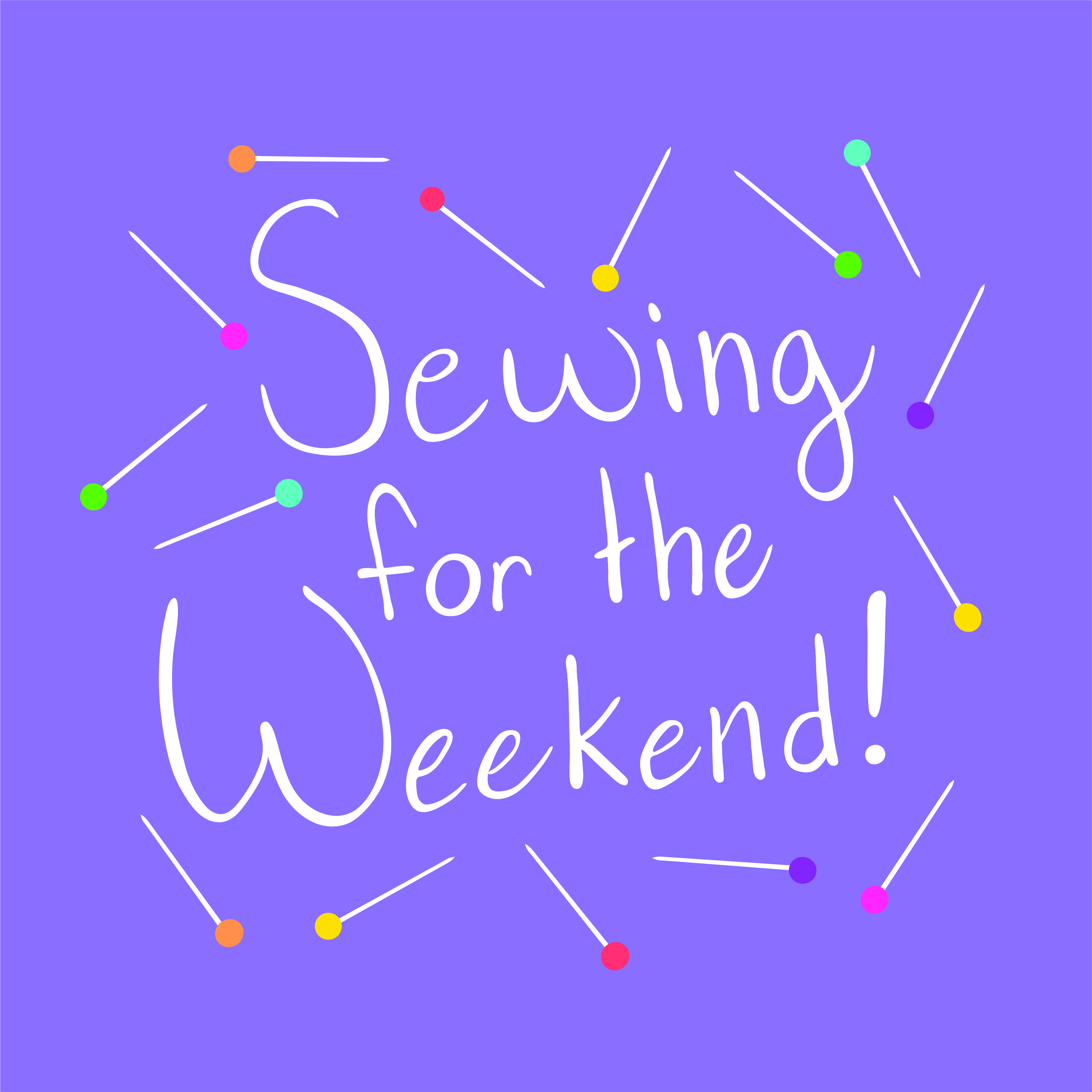 Sewing For The Weekend show art