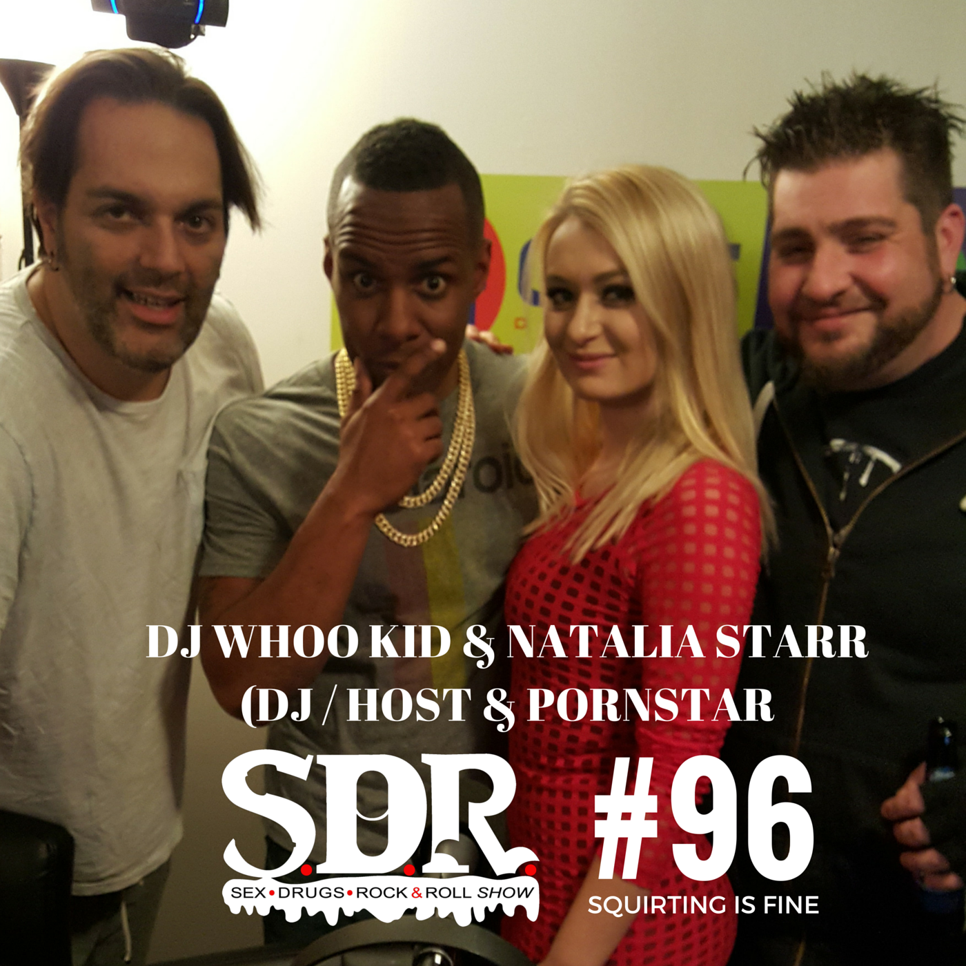 DJ WHOO KID & NATALIA STARR
