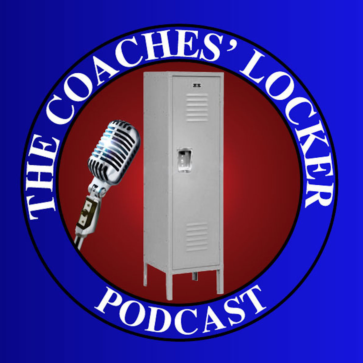 The Coaches' Locker Podcast with Chris Fore show art