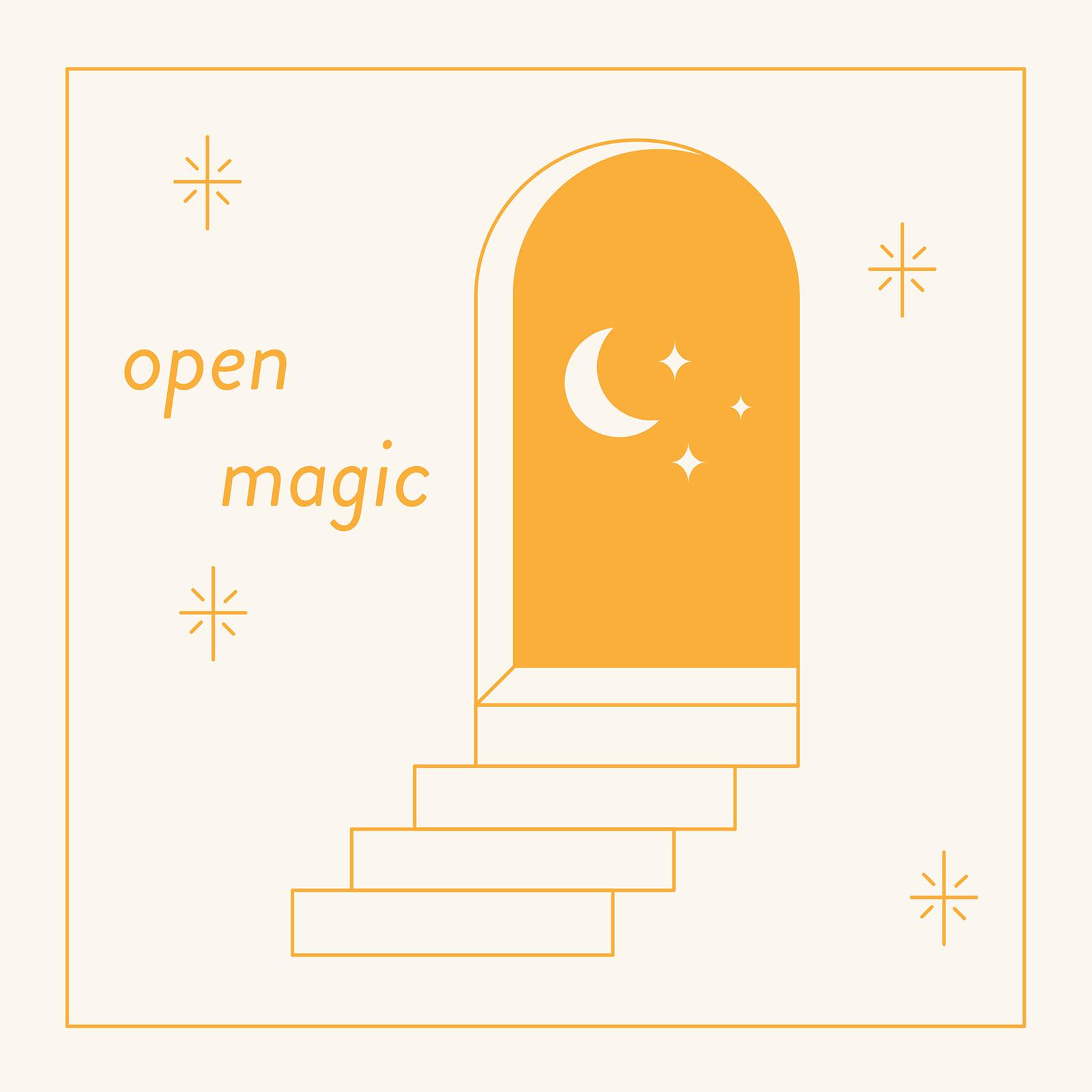 Open Magic