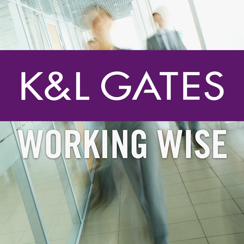 K&L Gates Working Wise show art