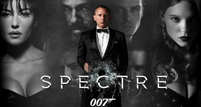 Spectre / Films in the Zeitgeist