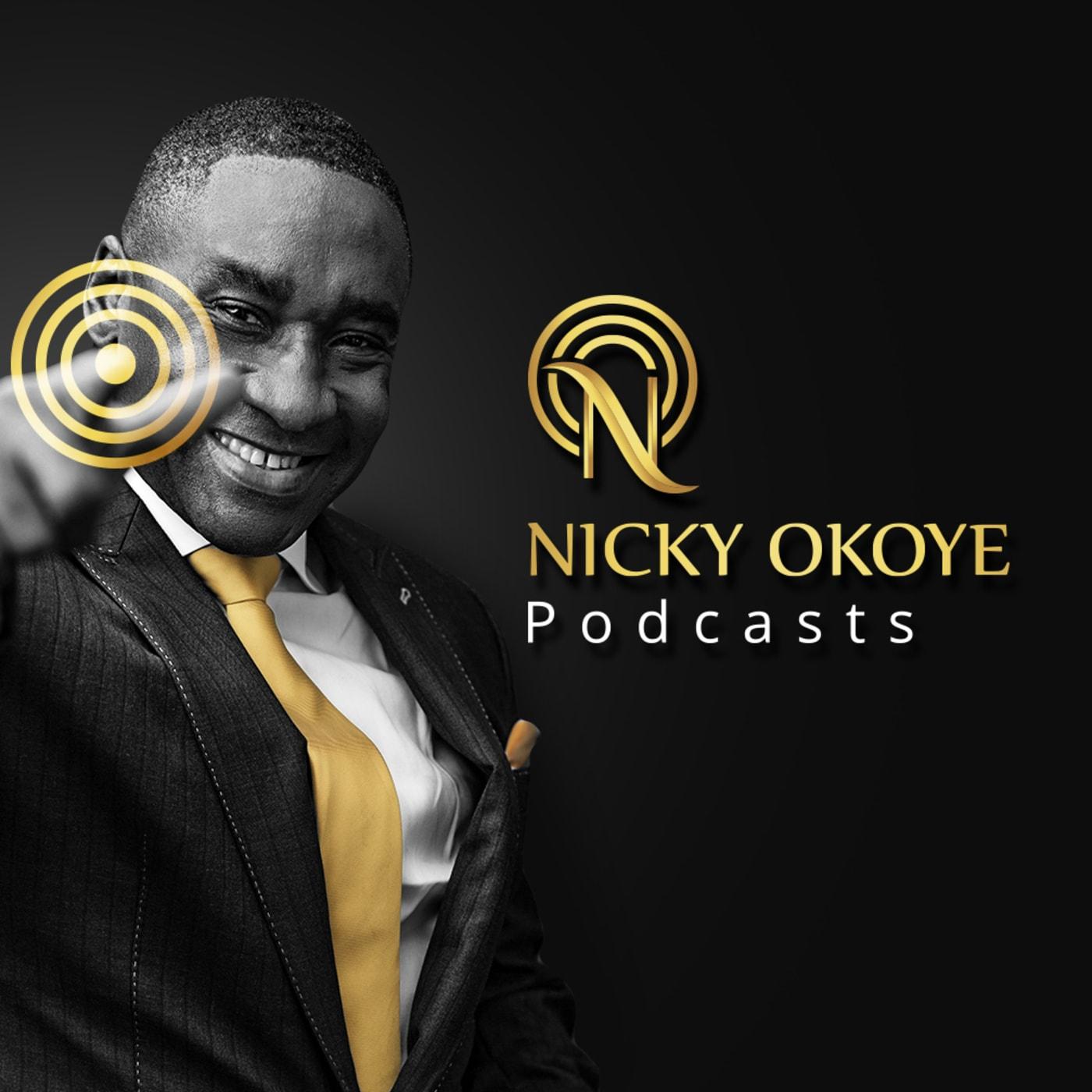 Nicky Okoye Podcasts show art