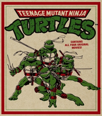 Episode 8 - Teenage Mutant Ninja Turtles Shell Shocked!