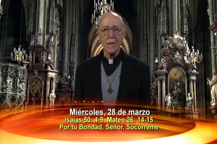 Artwork for Dios te Habla con Fr. Lenny de Pasquale; Tema el hoy:  Por tu Bondad, Señor, Socórreme.
