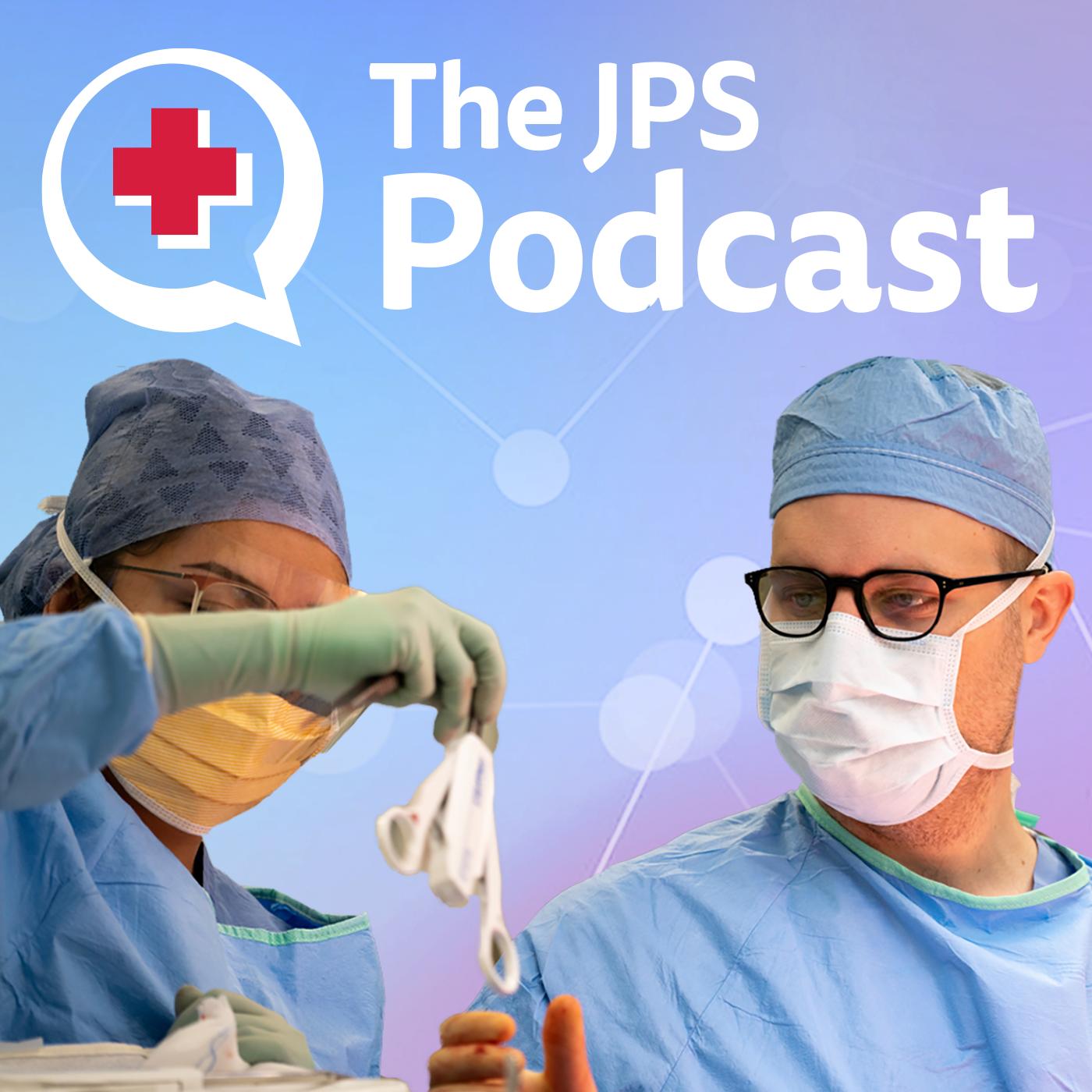 The JPS Podcast show art