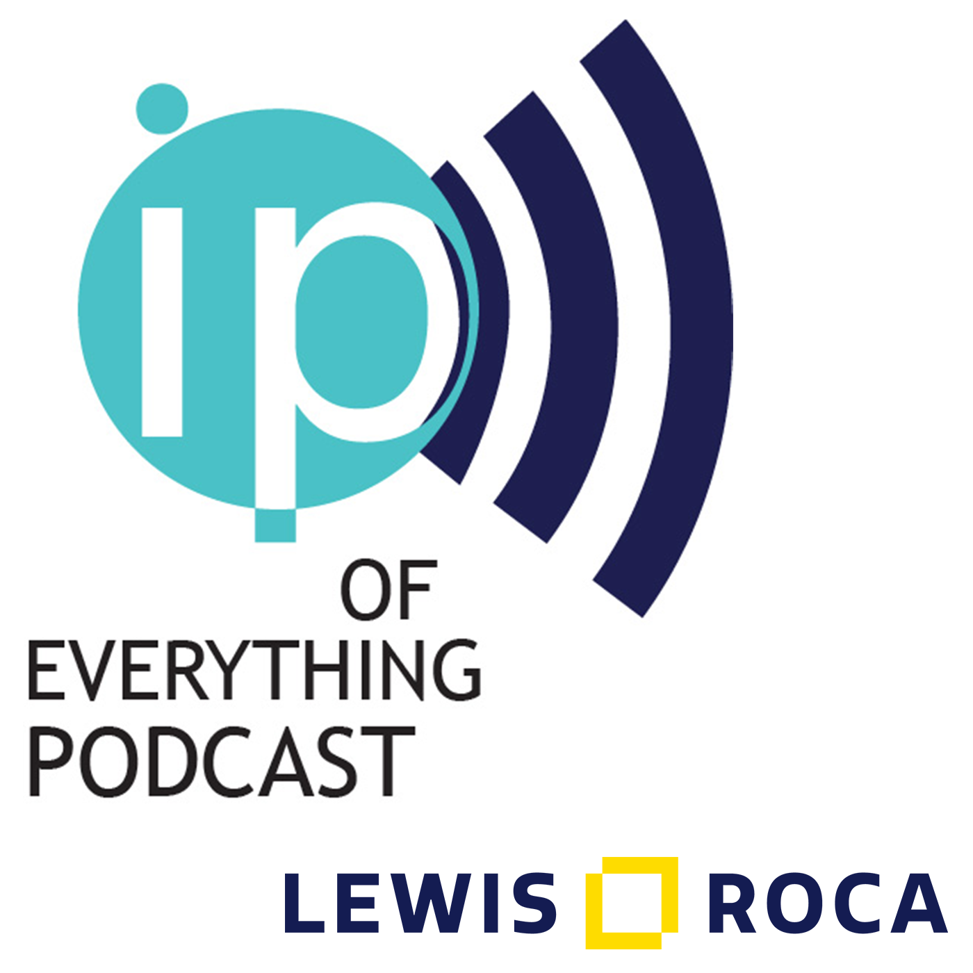 IP of Everything Podcast show art