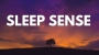 Artwork for SLEEP SENSE Guided sleep meditation for peaceful healing deep sleep