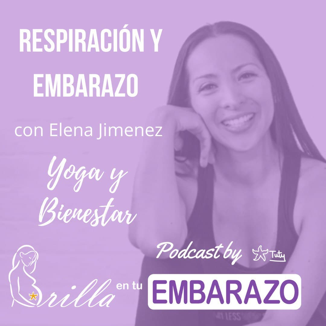 Respiración y embarazo - con Elena Jiménez