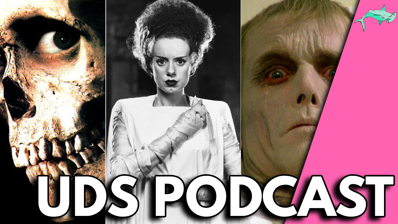 What Makes A Horror Movie 'Scary'? | UDS Podcast show art