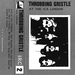 THE UKPNW@40 PODCAST EPISODE 3 - 10/18/76, PROSTITUTION AT THE ICA WITH THROBBING GRISTLE