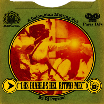 Analog Africa Selection Vol.3 - Los Diablos Del Rimo Mix by DJ PepeSol
