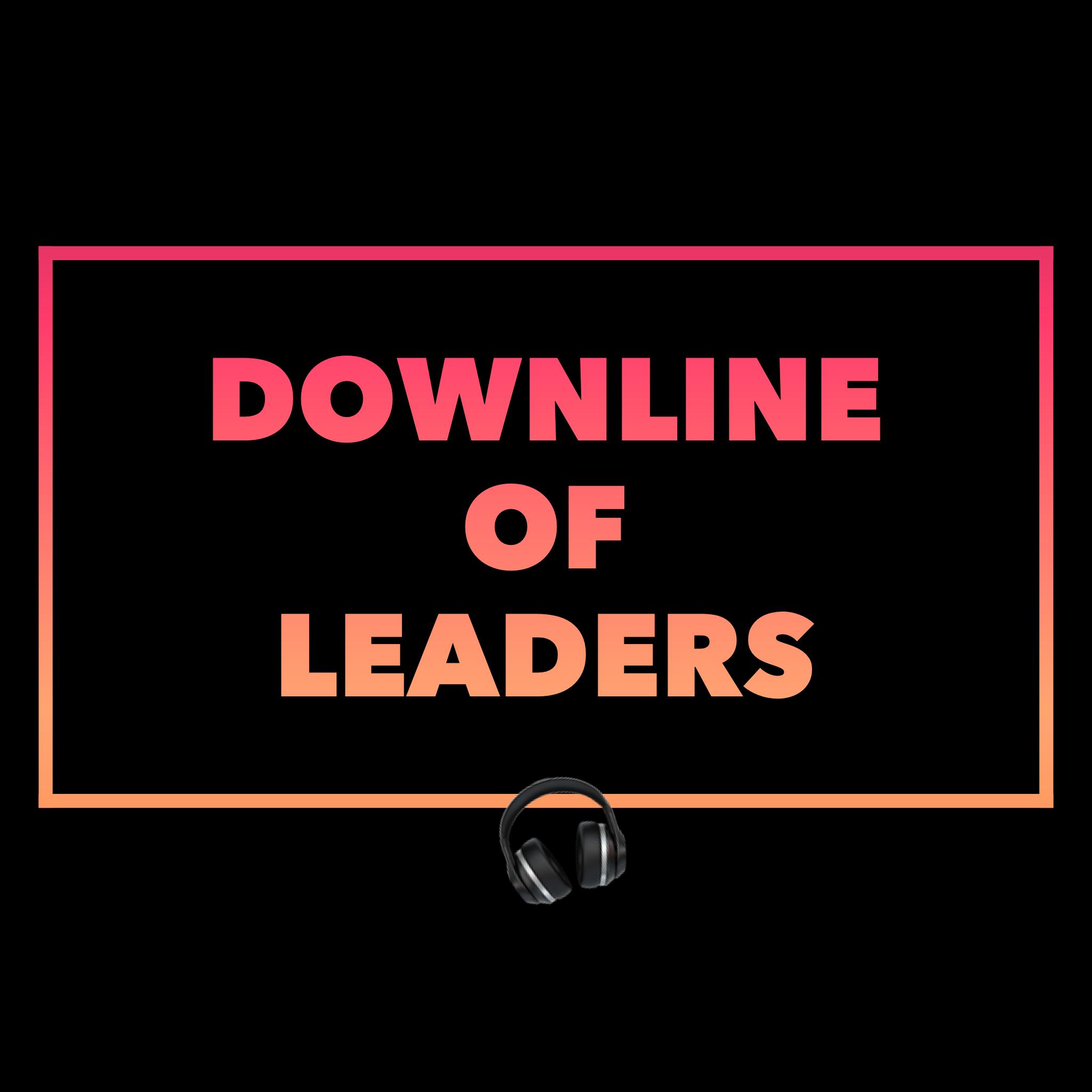 Downline Of Leaders show art