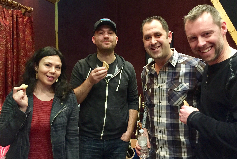 178 - Dan Fisk, Dave Mallen, Heather Aubrey Lloyd