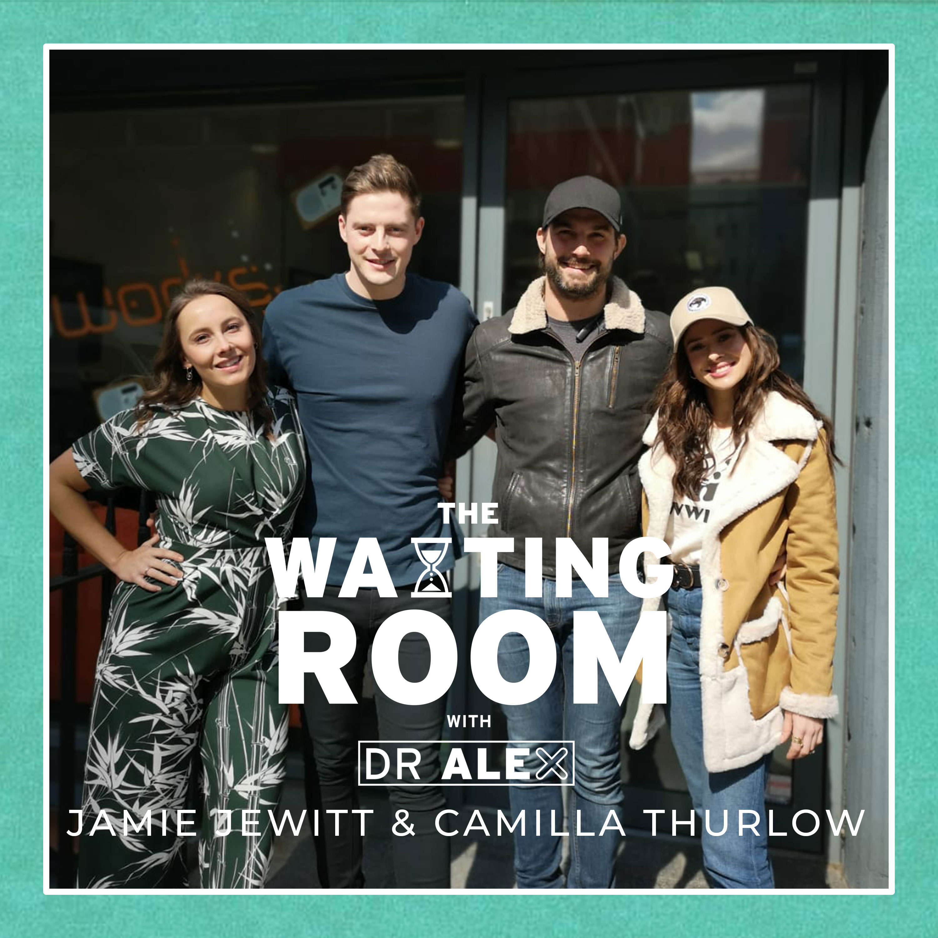 Social Media, Reality TV & Mental Health (feat. Camilla Thurlow and Jamie Jewitt)
