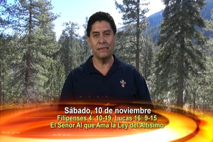 """Artwork for Dios te Habla con Dn. Alfredo Vargas;  Tema el hoy: """"El Señor llena de sabiduría al que ama la ley del Altísimo""""."""