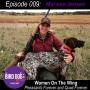 Artwork for Episode 009 - Women On The Wing: Marissa Jensen of Pheasants Forever and Quail Forever