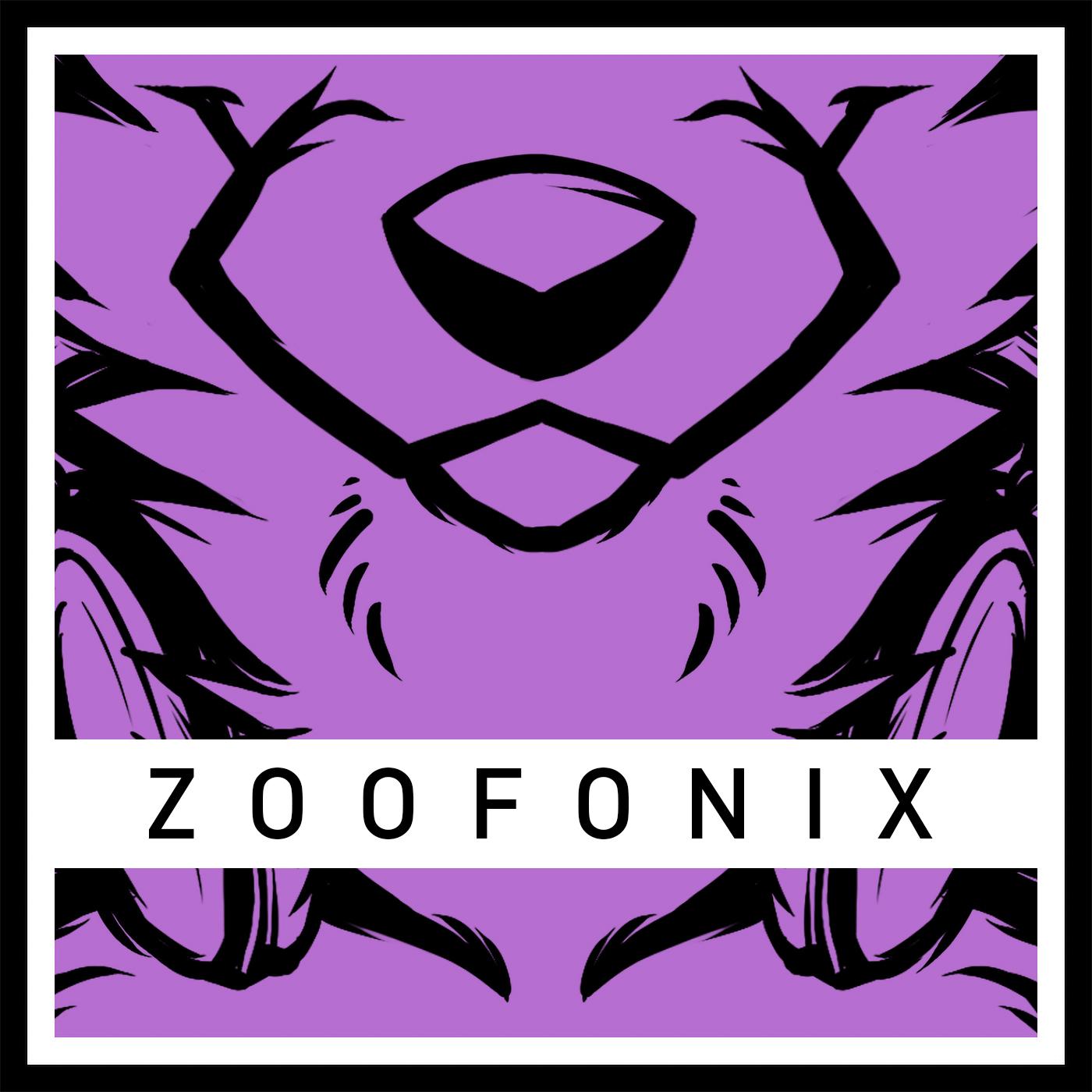 Zoofonix show art