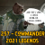 257 – Commander 2021 Legends  show art