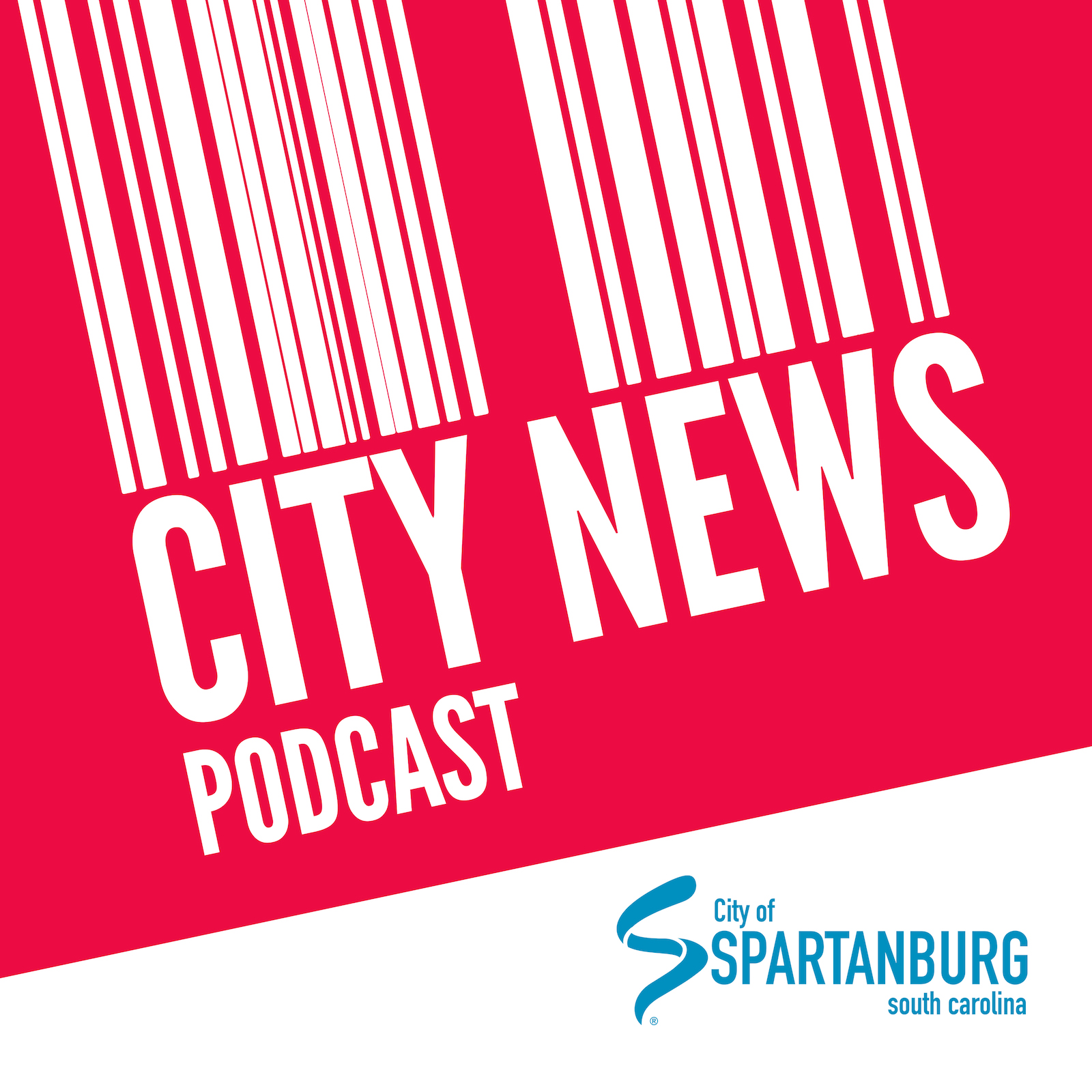 Spartanburg City News Podcast show art