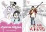Artwork for Manga - Reviews of Princess Jellyfish, Vol. 1 and I Am a Hero Omnibus 1