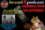 Artwork for Squirrels With Bad Attitudes | Brand X Podcast 049