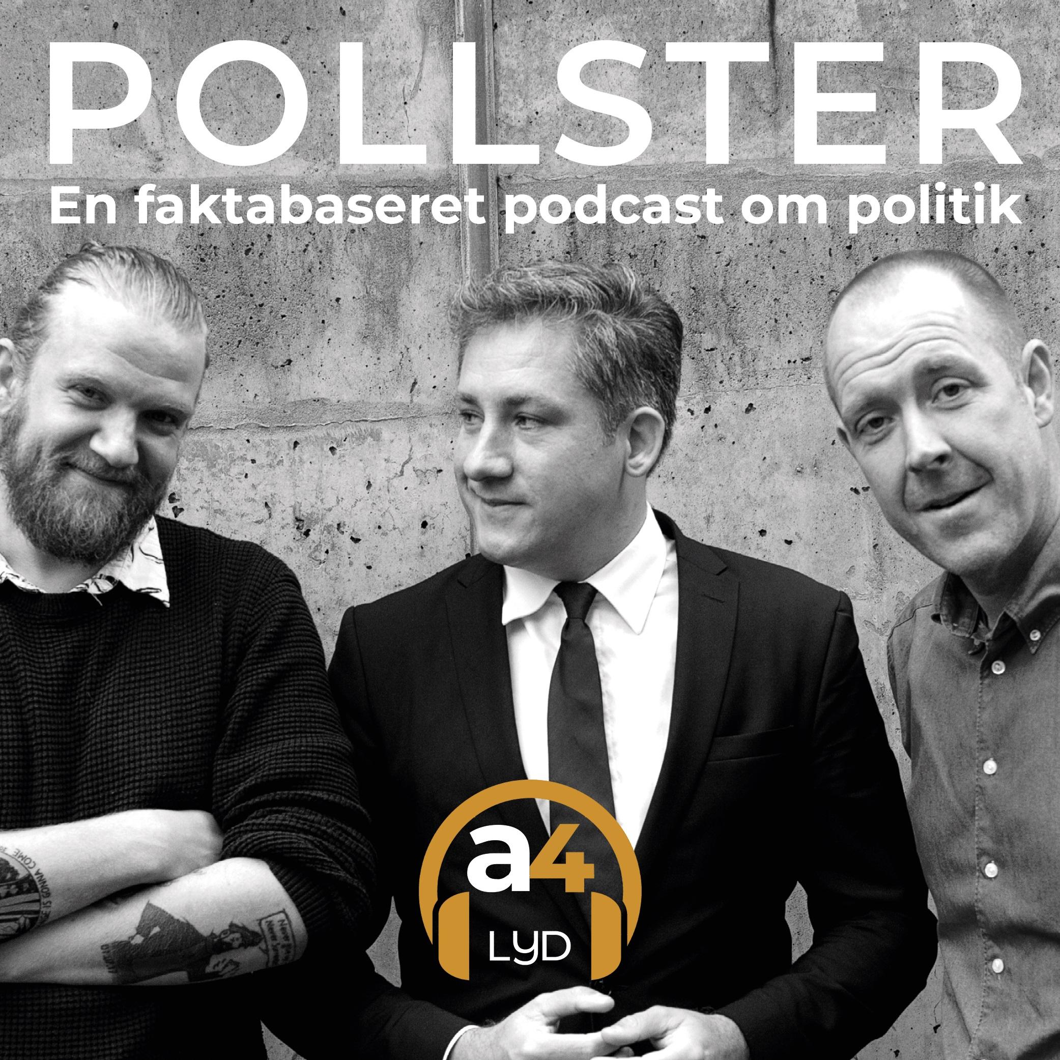 Pollster - En faktabaseret Podcast om Politik show art