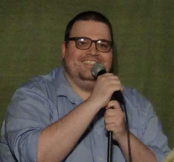Comedian Zach Boblitt