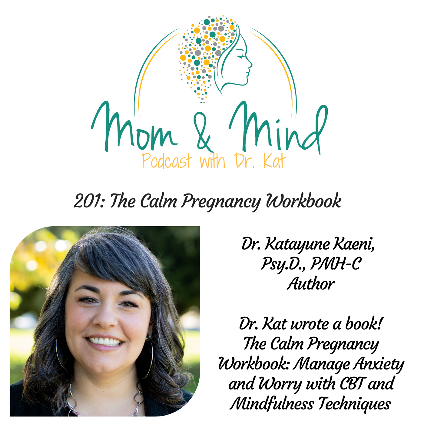 201: The Pregnancy Workbook with Dr. Katayune Kaeni, Psy.D., PMH-C