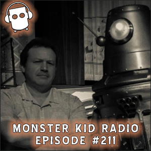 Monster Kid Radio #211 - Catching up with Monster Maker Mitch Gonzalez (Danny Johnson Saves the World, etc.)