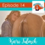 Artwork for 14: How Horses Can Help You Find Your Balance with Kari Fulmek