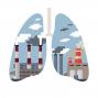 Artwork for Diabetes Drug Could Help Prevent Air Pollution Deaths, Scott Budinger, MD
