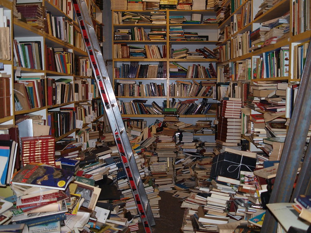 Lost in the Stacks