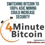 Artwork for 100% ASIC Mining of Bitcoin Could Increase Security
