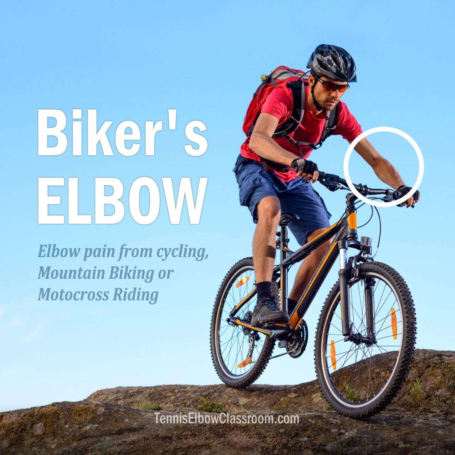 Biker's Elbow Podcast Cover