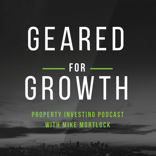 Geared for Growth Property Investing Podcast show art